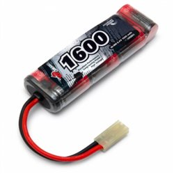 NiMH Battery 8,4V 1600mAh 2/3A Airsoft