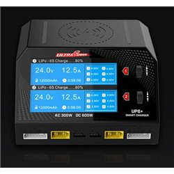 UltraPower UP6+  600W 16A AC/DC Dual Charger
