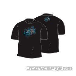 JConcepts Destination t-shirt - large