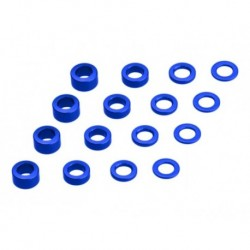 JConcepts - metric washer set (0,5, 1,2,3,4,5mm)