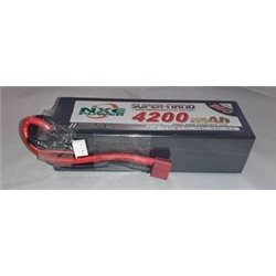 Hard Case 11,1V 4200mAh 30C