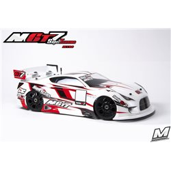 MGT-7 1/8 4WD GT NITRO TOURING CAR W/O WHEELS