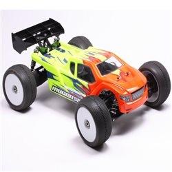 MBX-8T R ECO 1/8 4WD OFF-ROAD TRUGGY W/O WHEELS