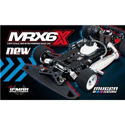 MRX6X 1/8 TOURING KIT W/O WHEELS