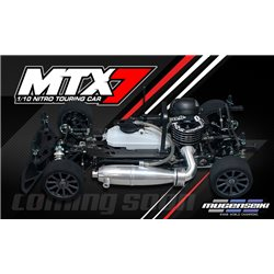 MTX-7 1/10 TOURING KIT W/O WHEELS