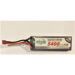 Hard Case 7,4V 5400mAh 30C
