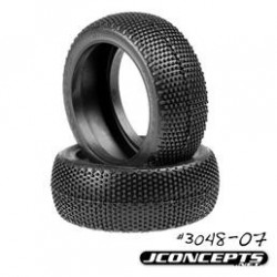 Hybrids - black compound - (fits 1/8th buggy wheel)