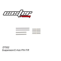 Suspension/C-Hub PIN F/R