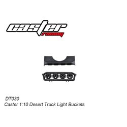 Caster 1:10 Desert Truck Light Buckets