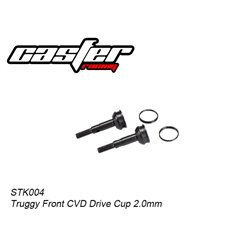 Truggy Front CVD Drive Cup 2.0mm