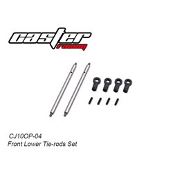 Front Lower Tie-rods Set