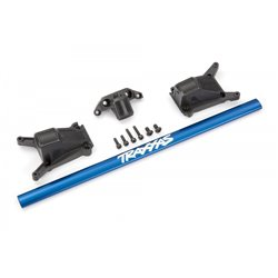 Chassis Brace Kit Alu Blue