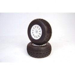 Rulux- Slash rear wheel black
