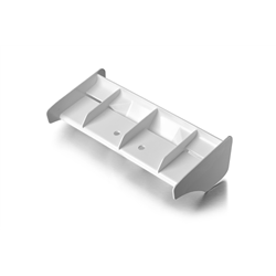 Rear Wing IFMAR White