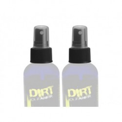 Dirt Sprayer - replacement misting spray top for bottles - 2pc.