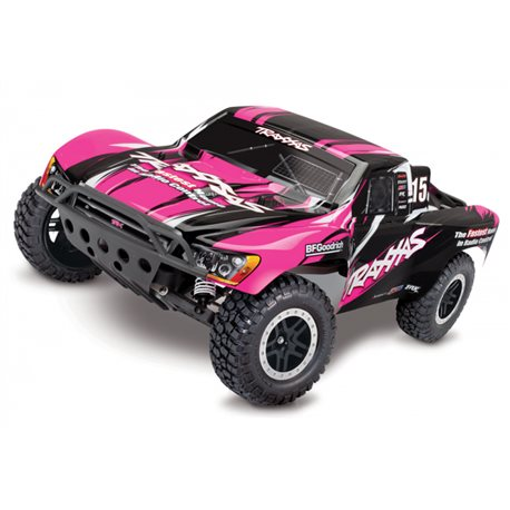 Slash 2WD 1/10 RTR TQ PinkX with Battery/Charger