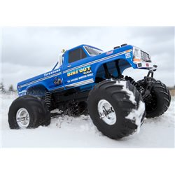 BIGFOOT No.1 Classic 1/10 RTR Blue w. Batt/Charger