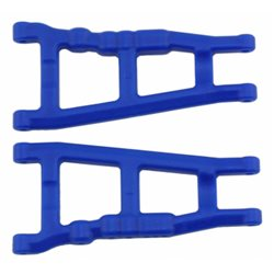 Suspension Arms F/R Blue (2) Rustler, Stampede, Slash 4x4