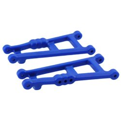 Suspension Arms Rear Blue (Pair) Rustler, Stampede 2WD