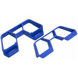 Nerf Bars Blue (Pair) LCG Slash, Rally - 4x4