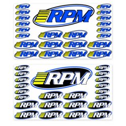 Decal Sheet Pro Logo RPM (2)
