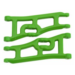 Suspension Arms Front Extended Green Rustler, Stampede - 2WD