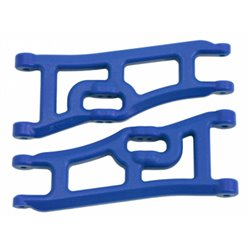 Suspension Arms Front Extended Blue Rustler, Stampede - 2WD