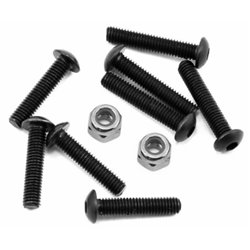Screw Kit Suspension Arms #70662, #70664 & #70665, #70669