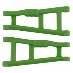 Suspension Arms Rear Green (Pair) Rustler, Stampede 2WD