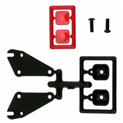 Tail Light Set (LED not included) RPM Bumper Slash 2WD/4x4
