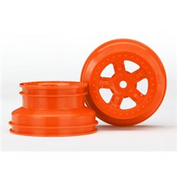 Wheel SCT Orange  LaTrax PreRunner (2)