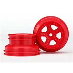 Wheel SCT Red  LaTrax PreRunner (2)