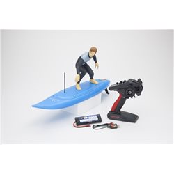 RC SURFER 4 READYSET ELECTRIC (KT231P+) - BLUE