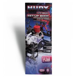 Set-up book HUDY Off-road#