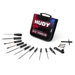 Set Of Tools + Carrying Bag - For 1/8 Off-road Cars