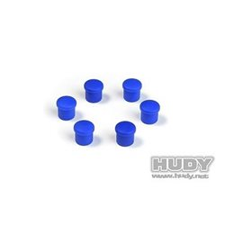 Cap for 14mm handle Blue (6)