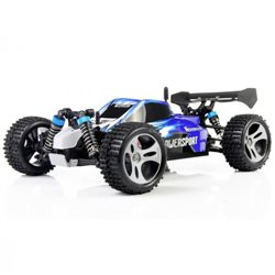 1/18 2.4GHZ 4WD SPORT RC CAR OFF-ROAD BUGGY RTR - WLTOYS A959A