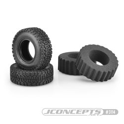 """Bounty Hunters - green compound, 3.93"""" O.D. - Scale Country (fits 1.9"""" wheel)"""
