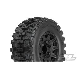 """Badlands MX28 HP 2.8"""" on Wheels with Removable Hex Wheels (2"""