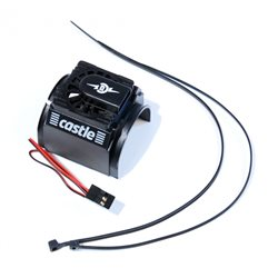 CC BLOWER, 15 SERIES (PACKAGED W/FAN, SHROUD AND TIES)