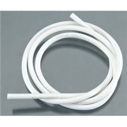 """WIRE, 36"""", 10 AWG, WHITE"""