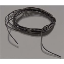 """WIRE, 60"""", 24 AWG, BLACK"""