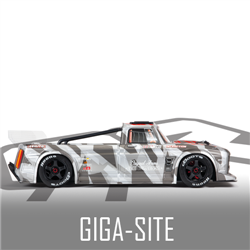 INFRACTION 6S BLX 1/7 All-Road Truck Silver