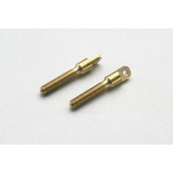 METAL CABLE COUPLER M3, 2 PCS