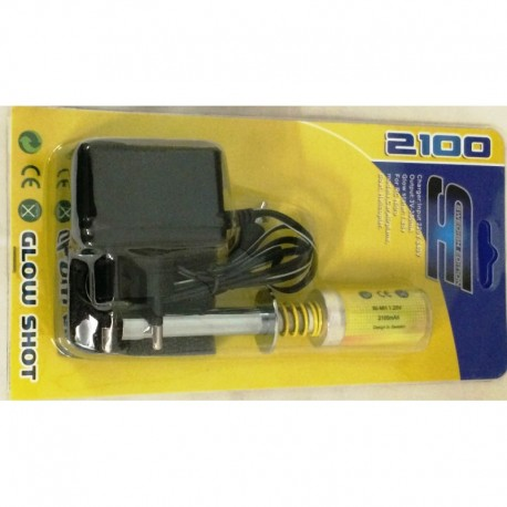 GLOW IGNITOR 2100mAh with CHARGER