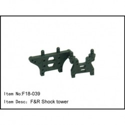 F&R Shock tower