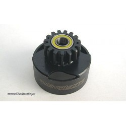 VENTILATED Z15 CLUTCH BELL WITH BEARINGS