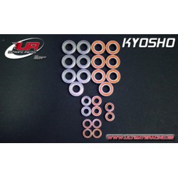 """3S"" KYOSHO MP9 PRO RACING BEARINGS SET (24)"