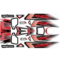 XR- RED till MUGEN MBX5T CROWD PLEASER KAROSS