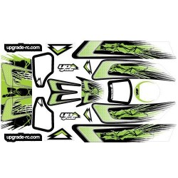 XR- GREEN till MUGEN MBX5T CROWD PLEASER KAROSS